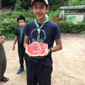 7月訓練キャンプ2日目