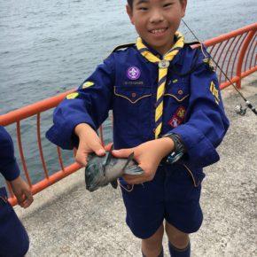 海釣り体験